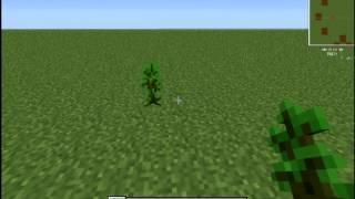 Minecraft Orman Ağacı