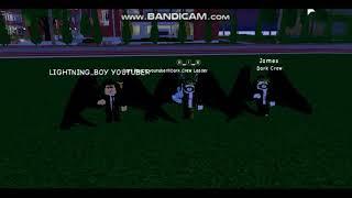 Roblox La Da Dee Dance Dark Crew!!!