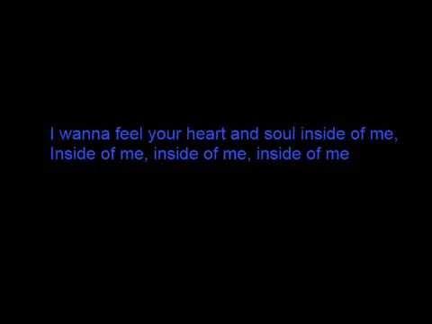 SecondCity'I Wanna Feel' Lyrics Video