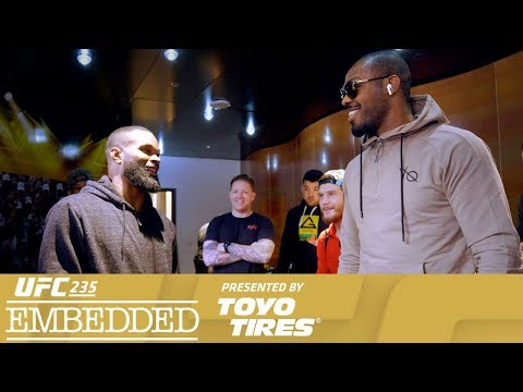 UFC 235 Embedded: Vlog Series - Episode 3