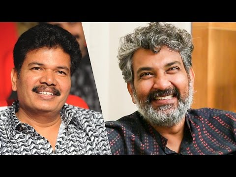 """Don't compare me with Shankar"" - SS Rajamouli LAUGHS 