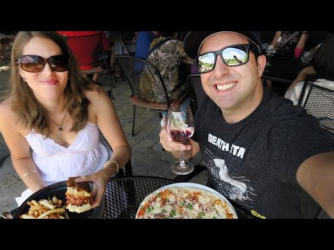 Niagara-on-the-Lake Wineries and Restaurants!!!