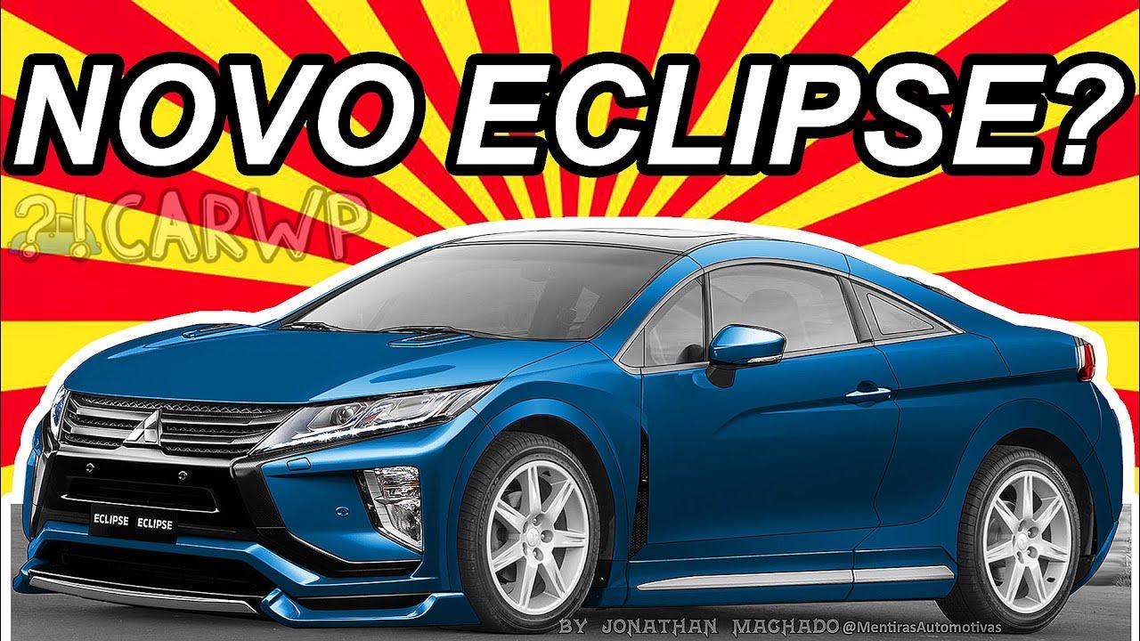 como seria um novo mitsubishi eclipse coupe em 2021  youtube