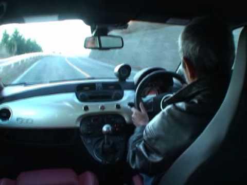 アバルト アバルト 500c 試乗 : youtube.com