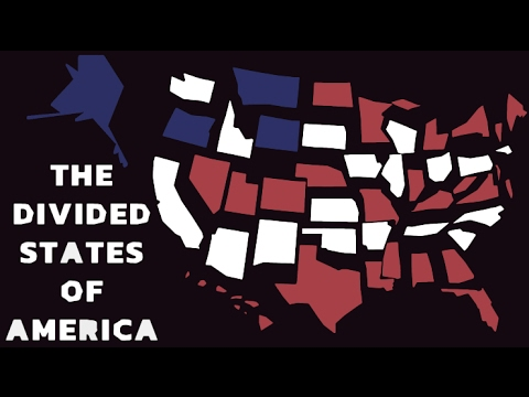 (QUICKIE) The Divided States of America