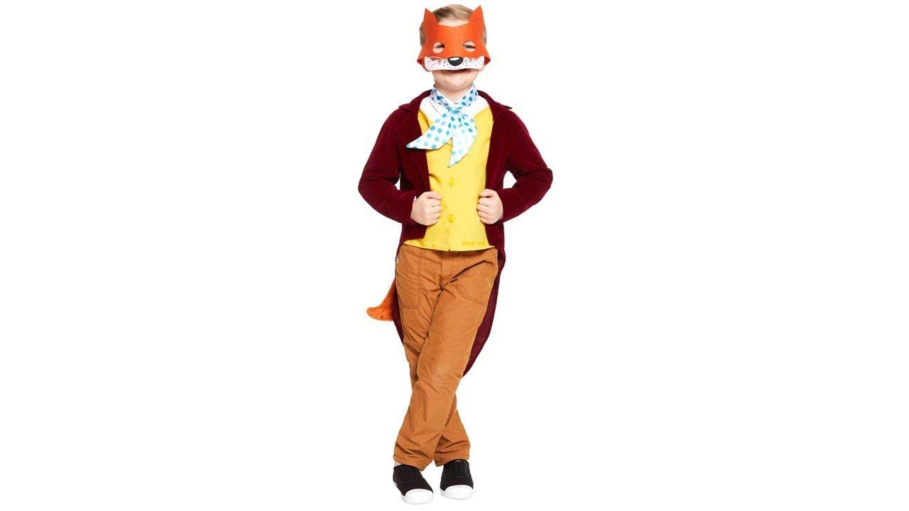 Fantastic Mr Fox Costume Youtube