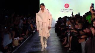 New York Fashion Week Spring 2016 Collections | RUONE YAN | ACADEMY OF ART UNIVERSITY