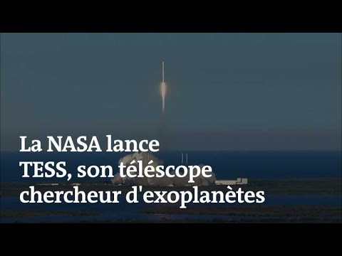 TESS, le nouveau satellite de la NASA qui part à la recherche de planètes habitables
