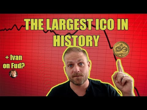 THE LARGEST ICO IN HISTORY 🚀