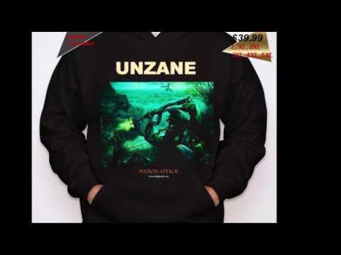 UNZANE - NEW CD Nation Attack Promo Video