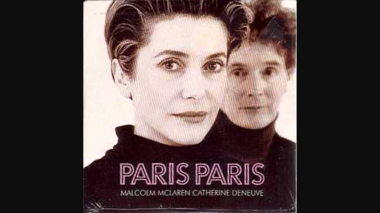Malcolm Mclaren - Paris Sept [HD] - YouTube