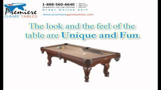 Best Contemporary Game Tables
