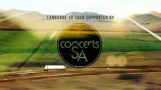 Marcus Wyatt & Language 12 - Maji Maji Concerts SA Nationwide tour 2015