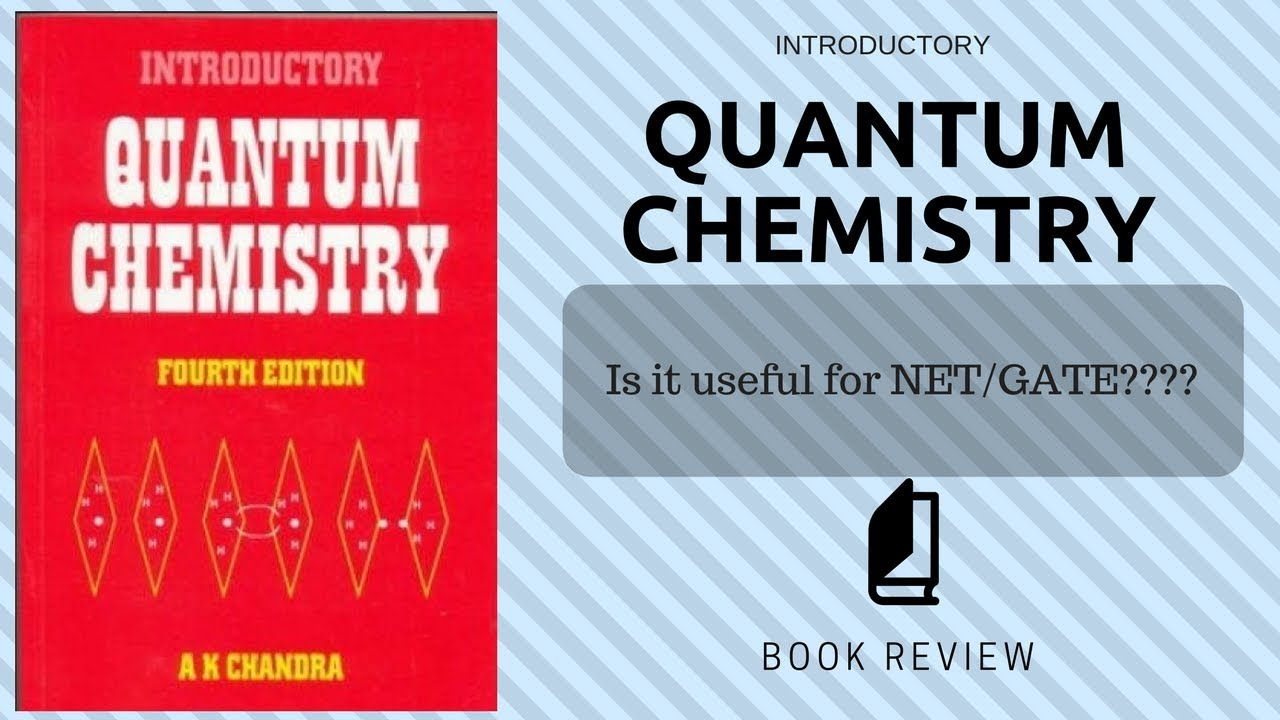 pdf of quntum chemistry by a k chandra