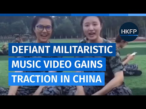 'South Sea arbitration, who cares?' - Defiant militaristic music video gains traction in China