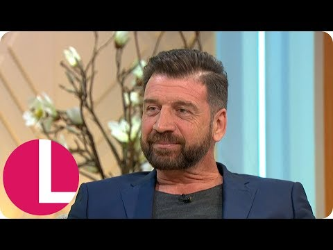 Nick Knowles Says Prince William Challenged Him to a Boxing Match | Lorraine
