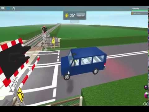 ROBLOX | Apple Street Level Crossing Revisited!