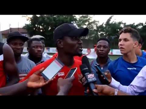 Laryea Kingston to coach Black Stars?