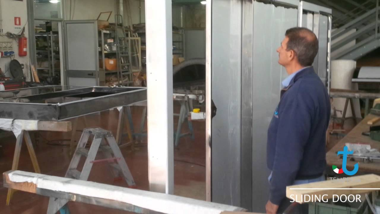 Powered Sliding Door For Yachts Youtube
