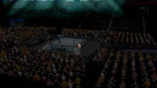 (PSP) WWE Smackdown Vs RAW 2011 - Batista Entrance [HD]