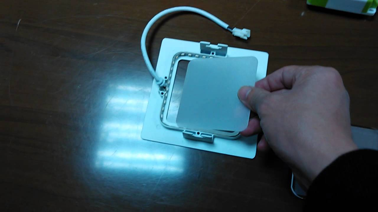 Small Led Panel Light