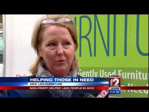 New Life Furniture: Local Nonprofit Helping Those In Need