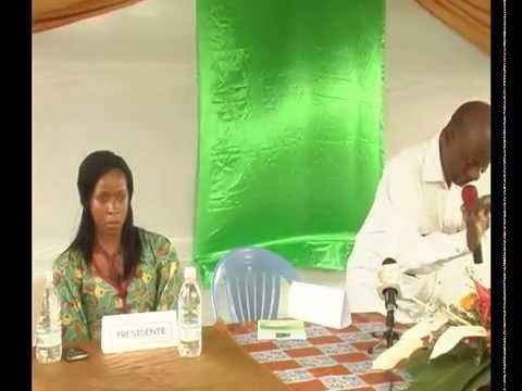 Conférence de l'ONG Femme Heureuse d'Afrique( ONG FHA)