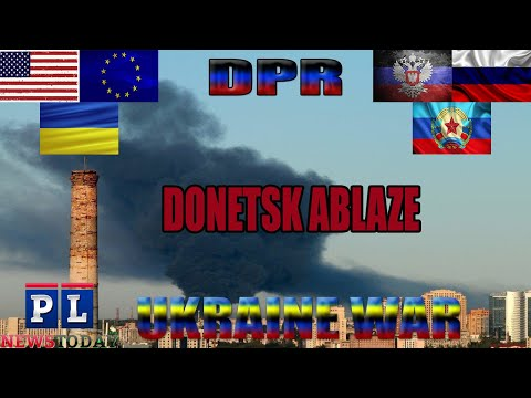 Ukraine Forces Attacked