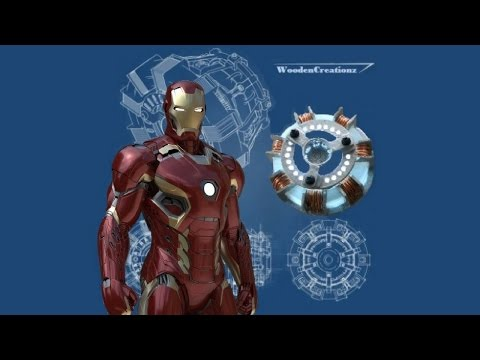 """The Real """"Arc Reactor"""""""