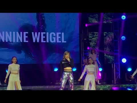 Jannine Weilgel - Deep end [Youtube Fanfest VN]