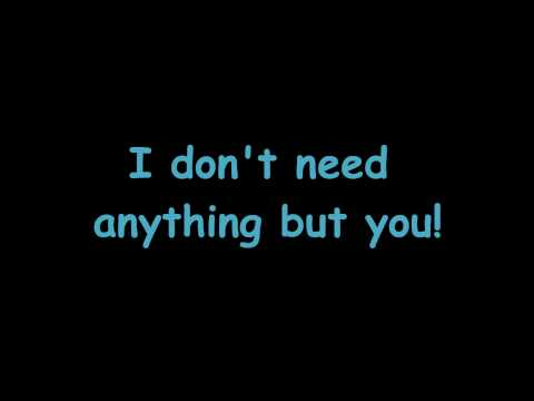 Annie Jr - I Don't Need Anything But You with Lyrics