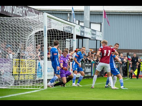 South Shields Warrington Goals And Highlights