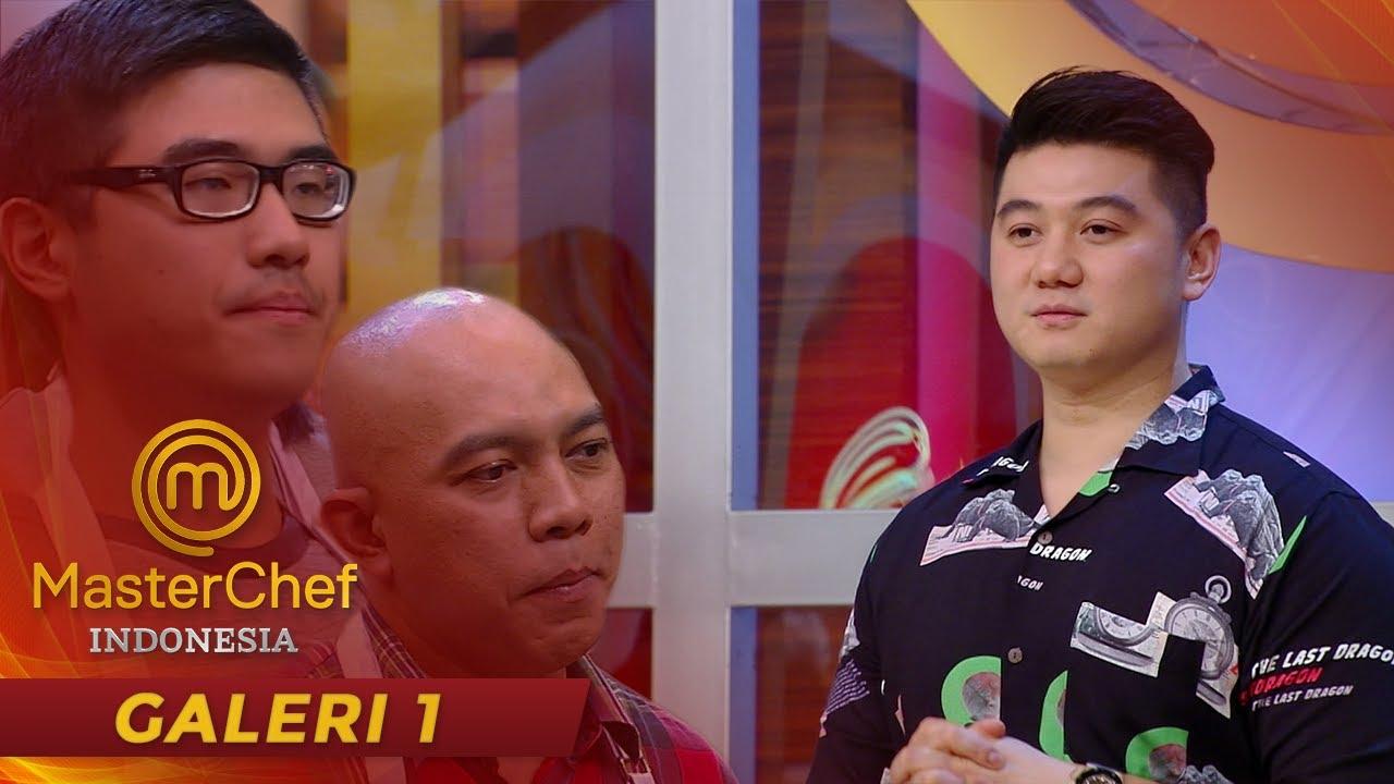 MASTERCHEF INDONESIA - Bryan dan Yogi Mendapat Pujian Dari Chef Arnold | Galeri 1