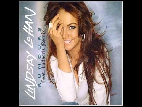 Lindsay Lohan  Rumors ftLudacris Remix