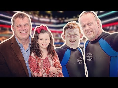 10 WWE Wrestlers You Wouldn`t Expect Having Kids