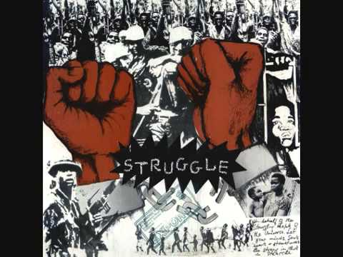 Bunny Wailer -  Struggle   (Full Album)