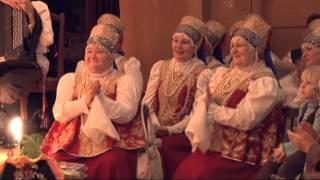 Льётся песня пинежская