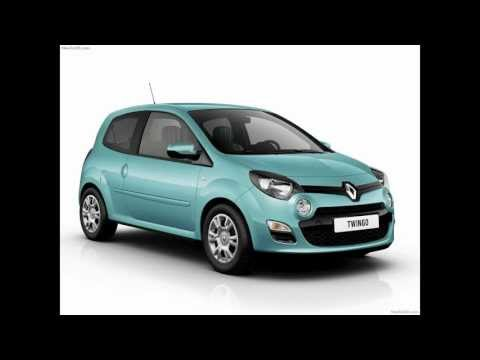 Renault - Twingo 2012 Wallpapers & Pictures HD