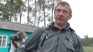 Из жизни беженцев в Калуге