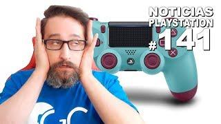 Noticias PlayStation #141 - Spyro, Shenmue III, Metro Exodus, Sekiro, Biomutant, nuevos Dualshock 4