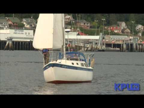 Live in Ketchikan:  Ketchikan Yacht Club Sailing Races