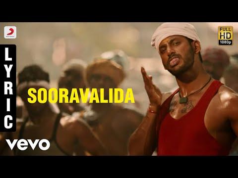 Maruthu - Sooravalida Lyric | Vishal, Sri Divya | D. Imman