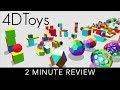 4D Toys - 2 Minute Review - HTC Vive