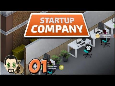 LP Startup Company : Ep 01 - Wotan PDG !!
