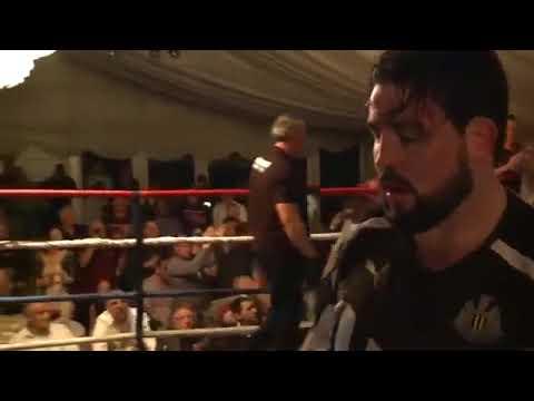JAMES MCCRORY VS DAVE RADFORD BKB BARE KNUCKLE TITLE FIGHT ( FIGHT 3 )