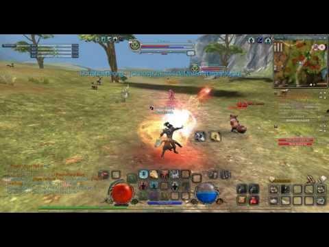 Yulgang 2 PK Remuranun Healer 1 vs 4