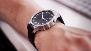 Huawei Watch: Das Akku-Monster im Review! - felixba