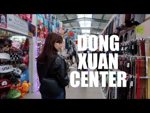 DONG XUAN CENTER