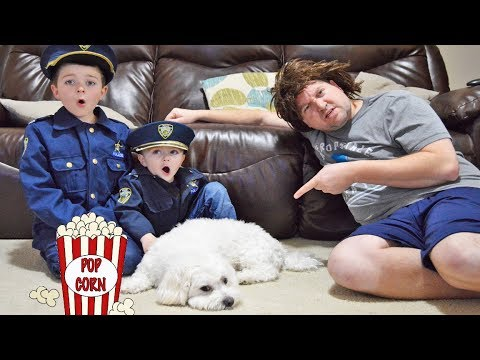 Download Youtube: Who Took My Popcorn? Fluffy the Dog gets into hilarious mischief!