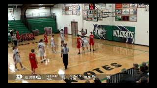 Kimball (SD) School - 2018 Boys BB vs. Gregory